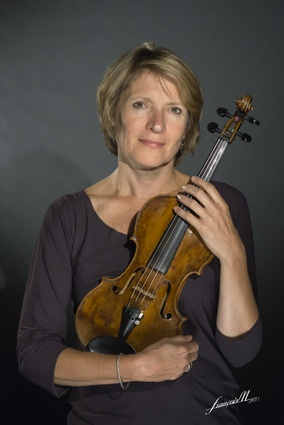 Photo de l'artiste Anne Ménier