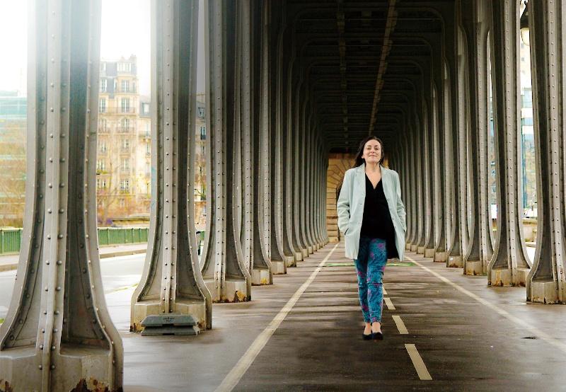 Photo de l'artiste Claire Elzière