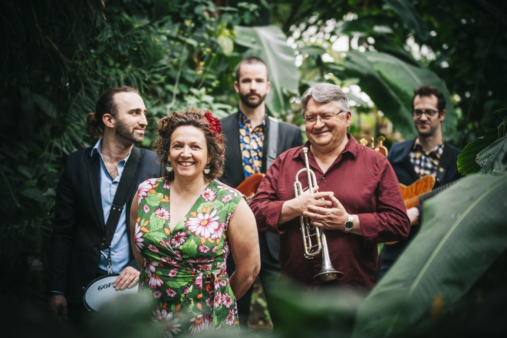 Photo du groupe Quintet Jazz
